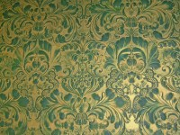 Gold Victorian Patterns And Designs