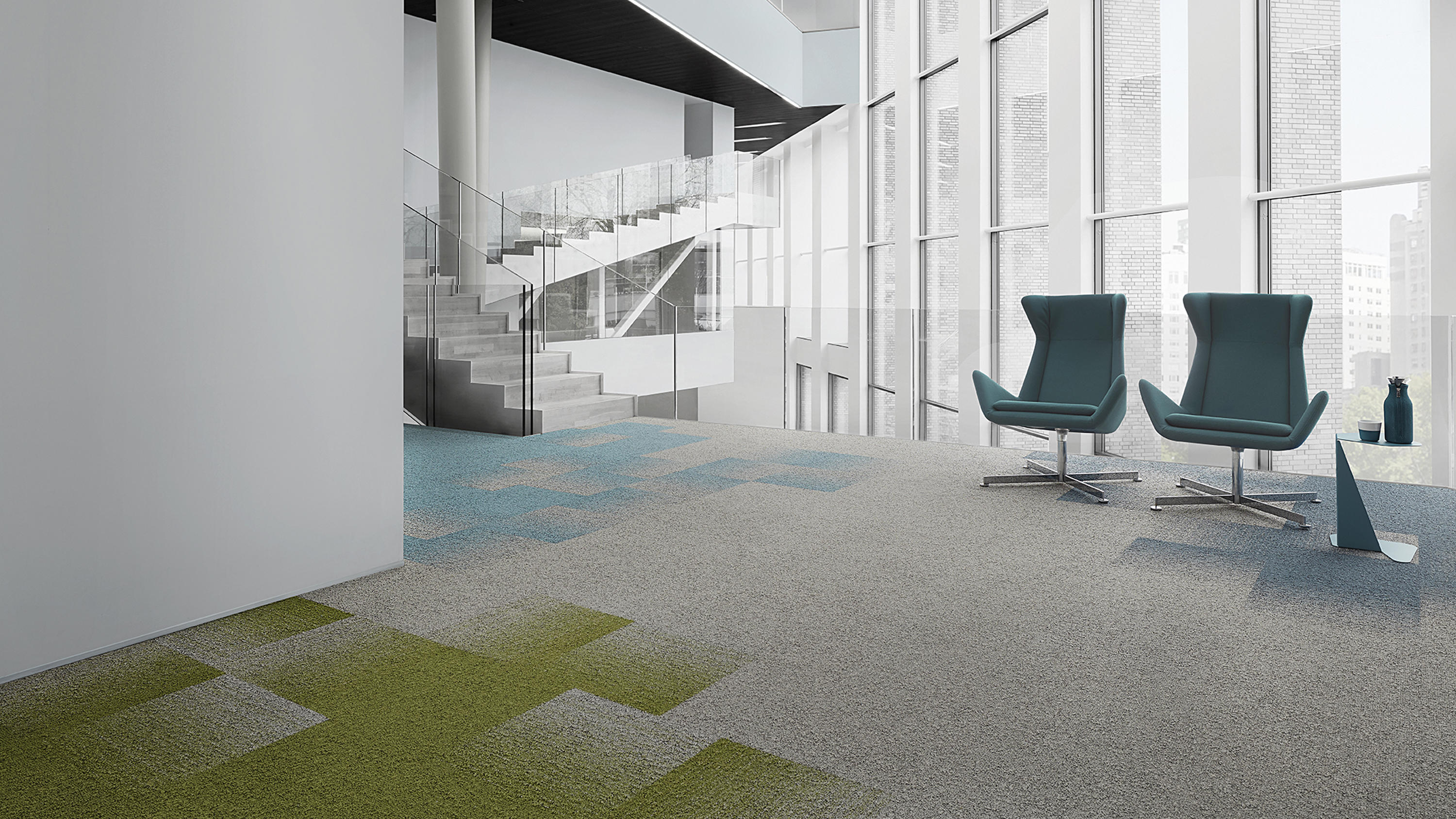 Tarkett Holding Gmbh Desso Fuse Carpet Tiles | Interiorpark.