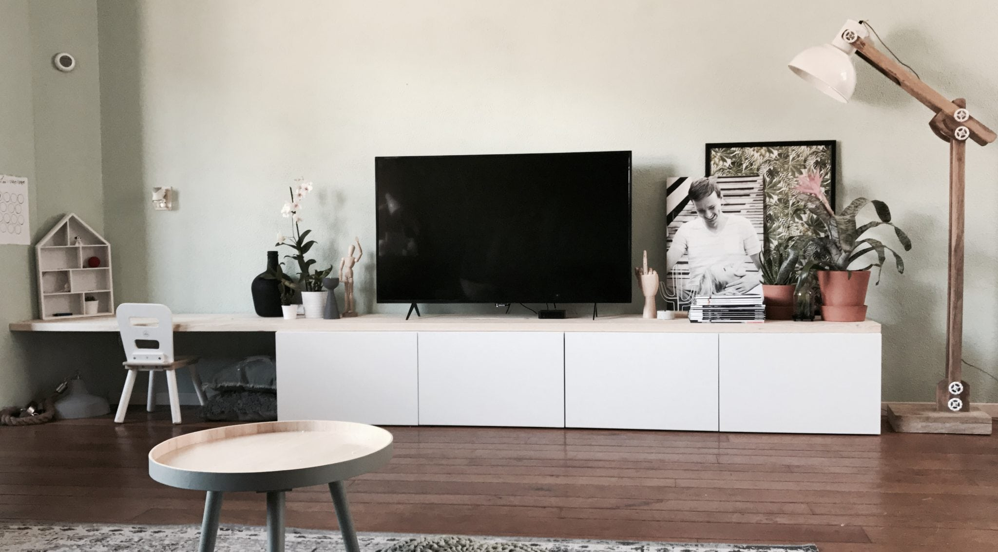 Ikea Tv Bank Besta Ikea Besta Hack Ikea Besta 2 In 1 Zitbank 43 Tv Meubel
