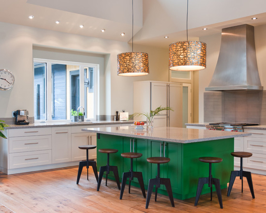 Installing Kitchen Wall Cabinets Kelly Green Interior Decor And Paints - Interiors By Color