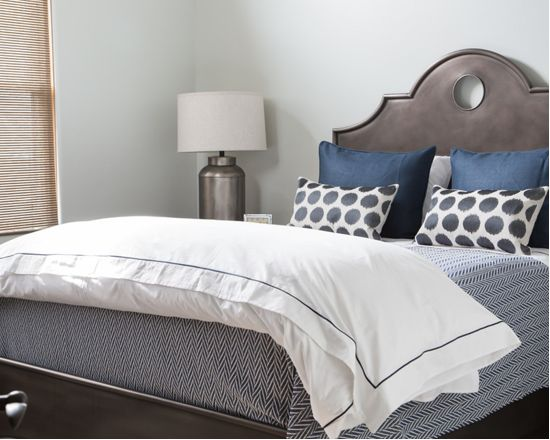 Navy Grey Bedroom Ideas Benjamin Moore Gray Owl Paint Color Ideas - Interiors By Color