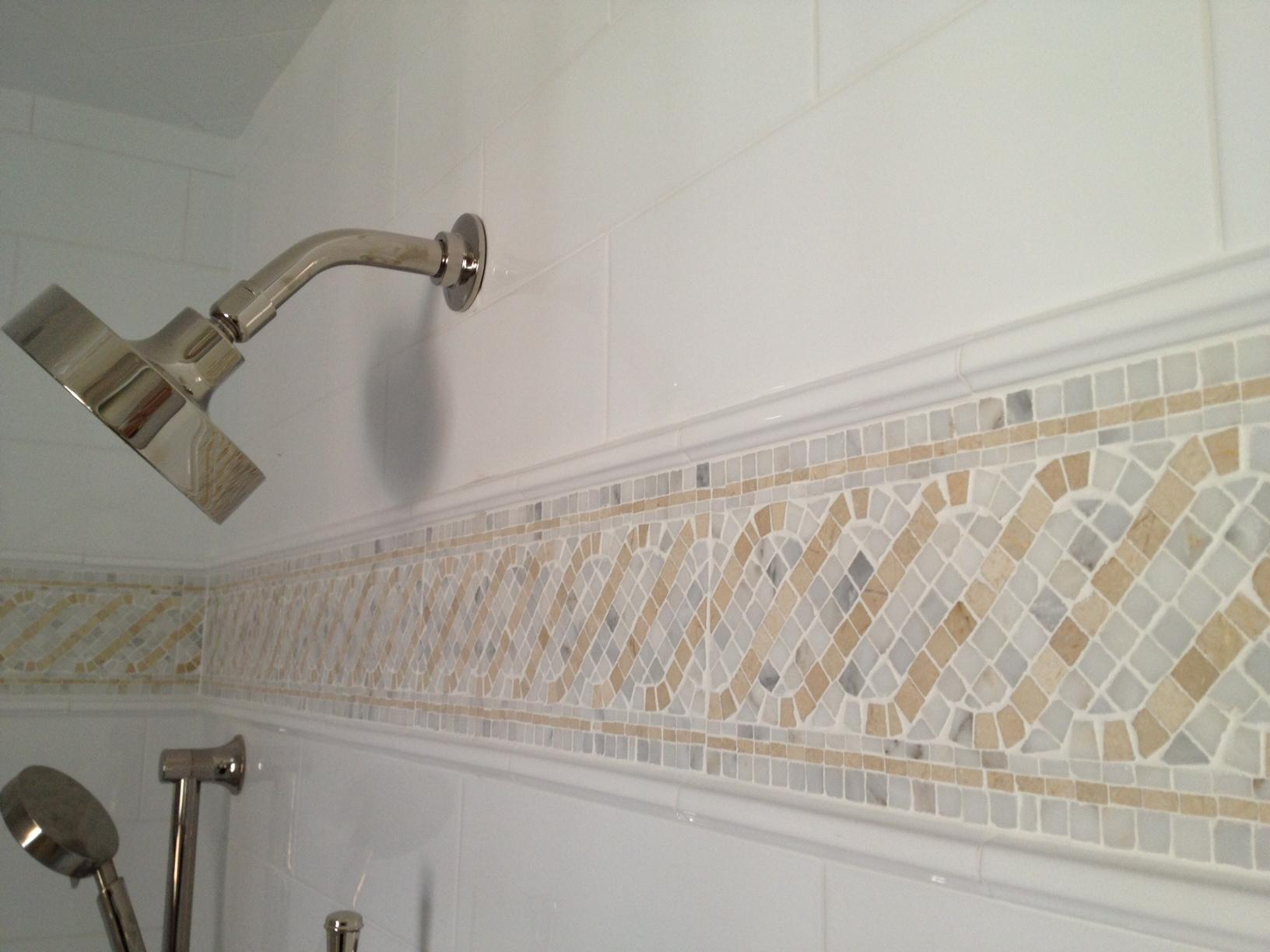 bathroom border ideas 2017