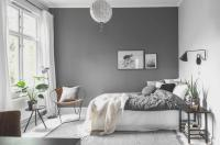 40 Stunning Grey Bedroom Furniture Ideas, Designs and