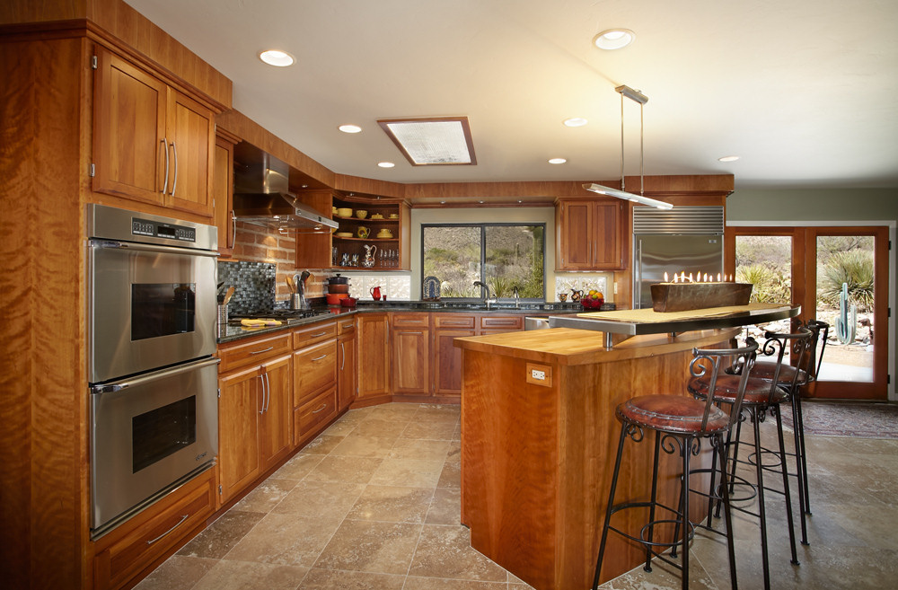 Mexican Style Kitchen Cabinets Kitchen Remodels Tucson