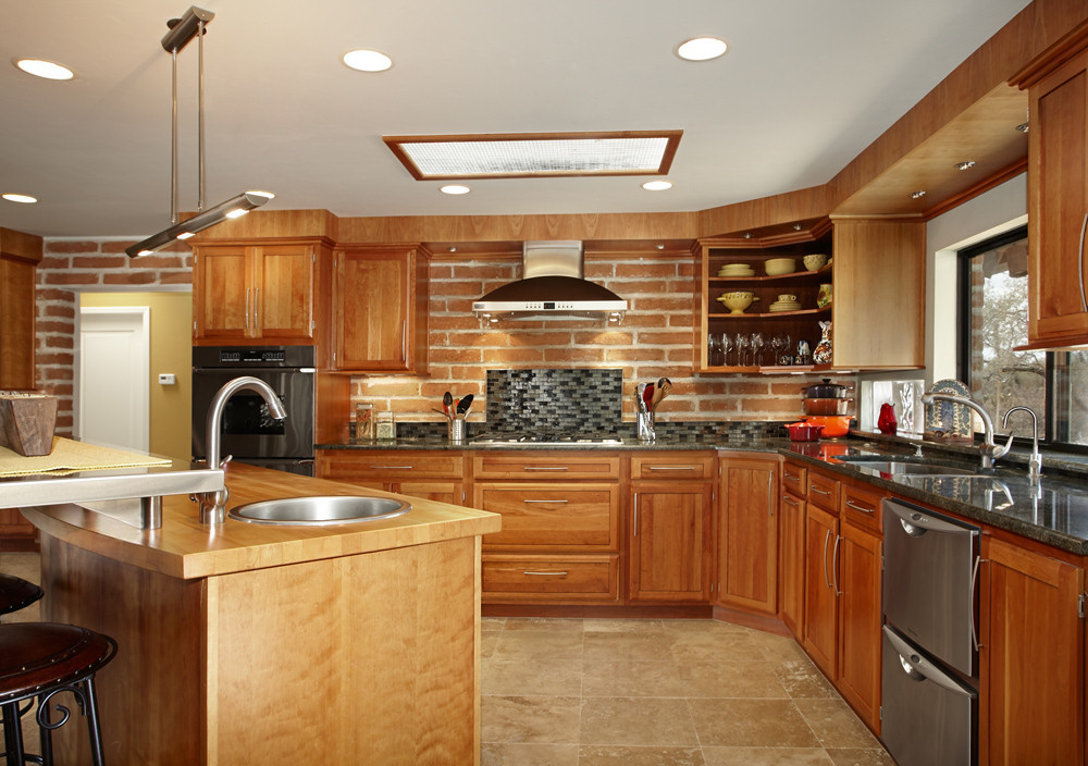 Kitchen Island And Breakfast Bar Kitchen Remodels Tucson