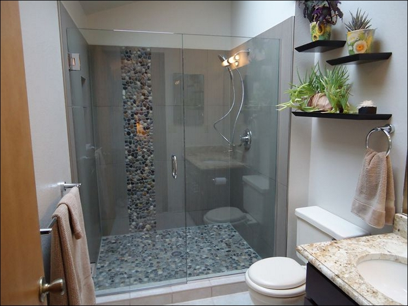 Modern Bathroom Design Ideas With Walk In Shower Interior Vogue