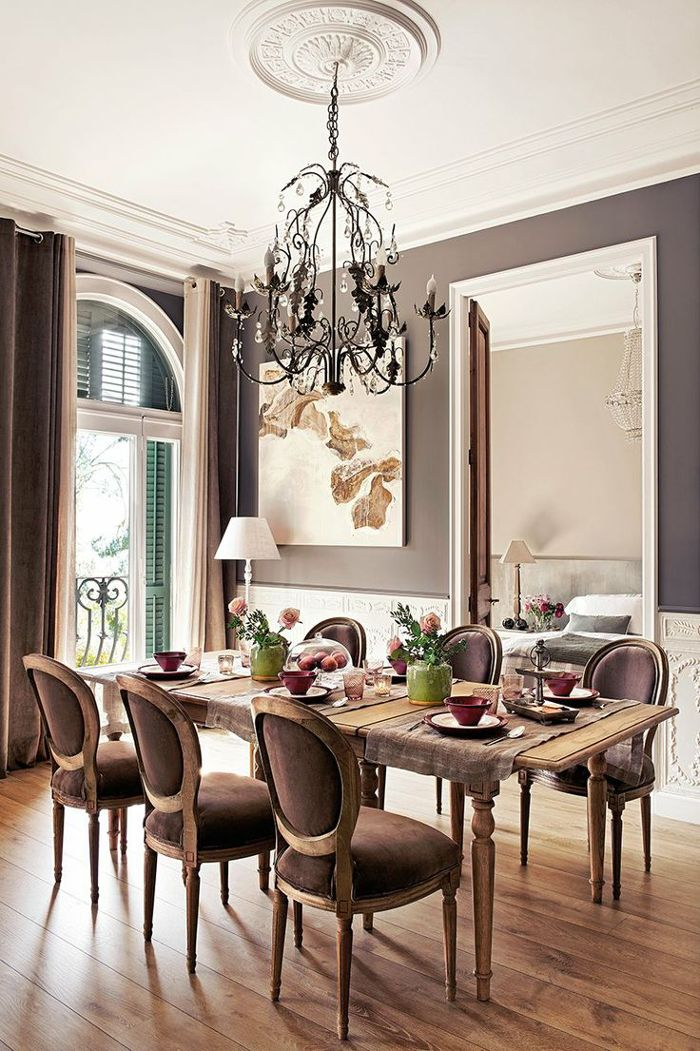 Cuadros Clasicos Modernos Charming And Classy Victorian Dining Room Design