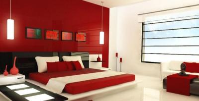 Classy Red and White Interior Designs - Interior Vogue