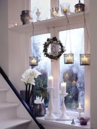 35 Outstanding Christmas Window Decorations ideas ...