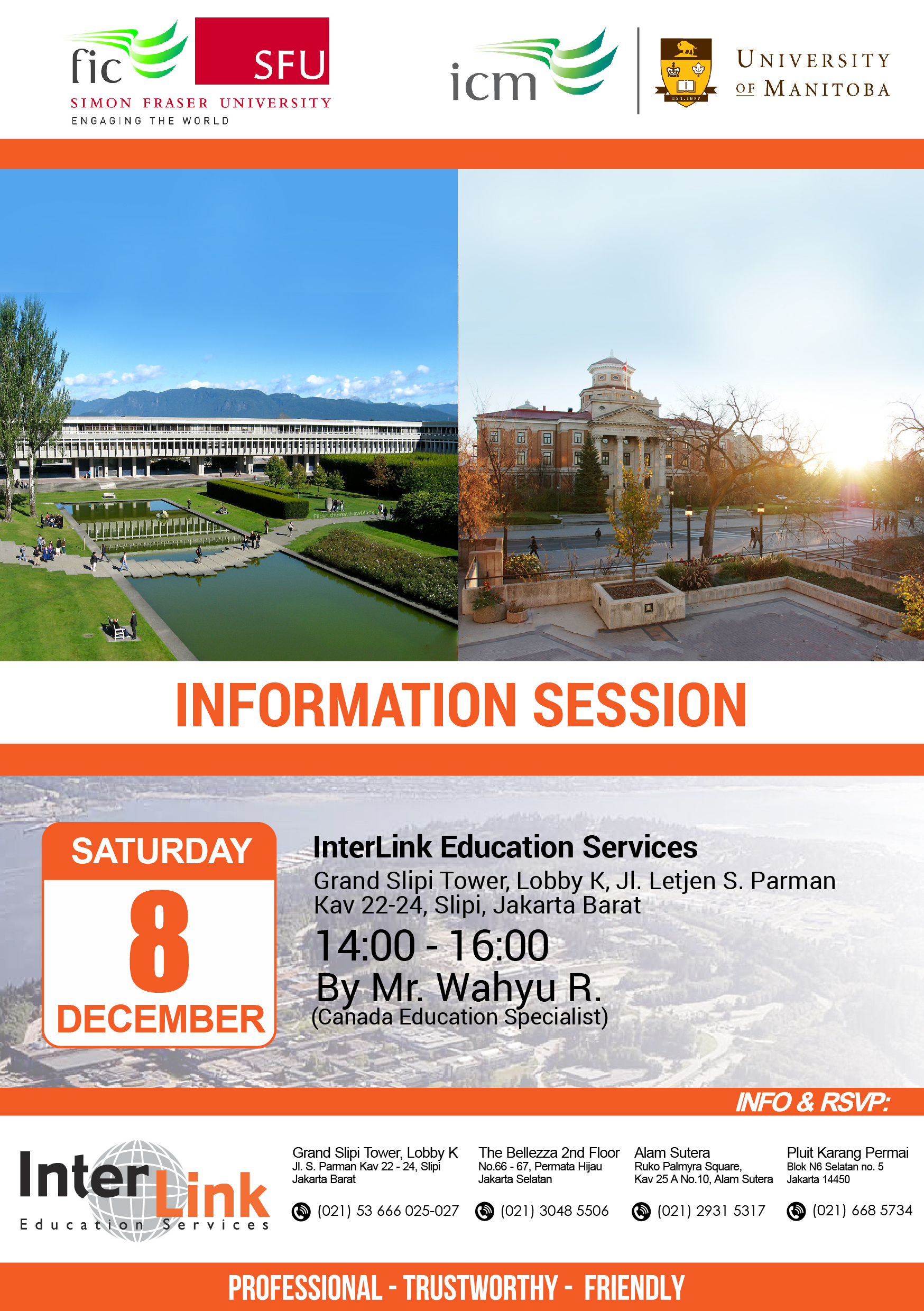 Study in Canada FIC and ICM-01