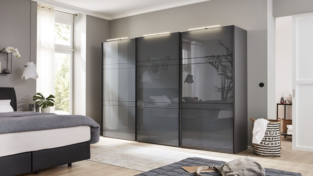 Interliving Kleiderschrank Serie 1203 Interliving