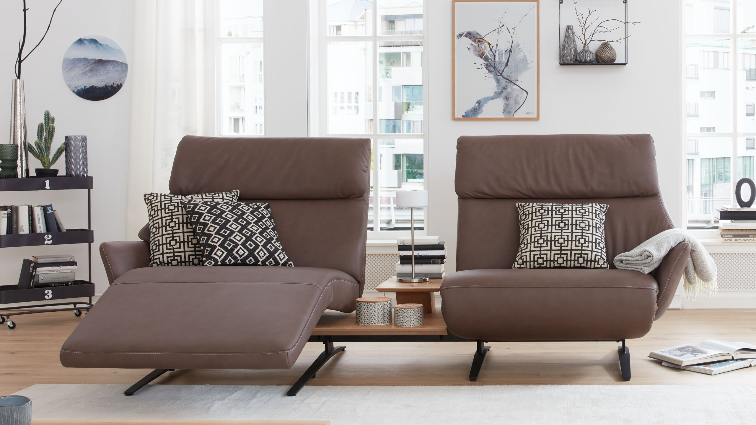 Interliving Sofa Serie 4230 Interliving