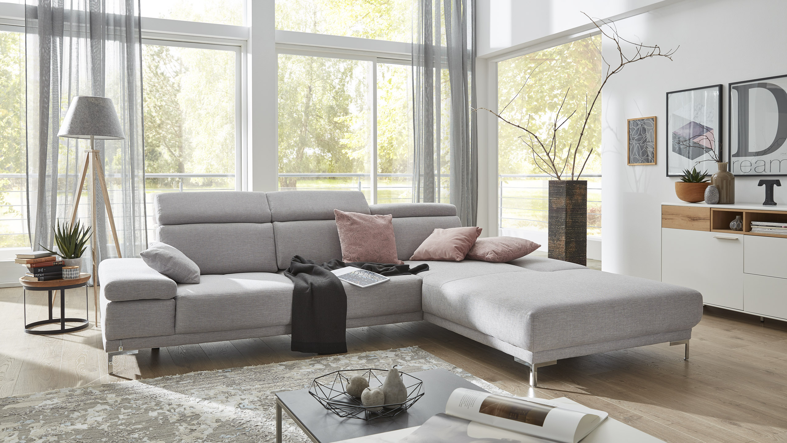 Wohnlandschaft Konfigurieren Interliving Sofa Serie 4251 Interliving