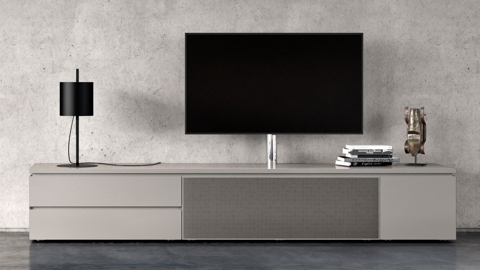 Tv Sideboard Versenkbar Cube Gap Sideboards Interlübke