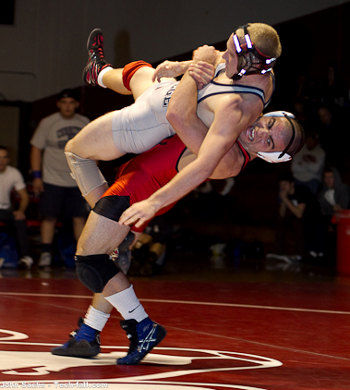 InterMat Wrestling - CA CC State Championships set for this weekend