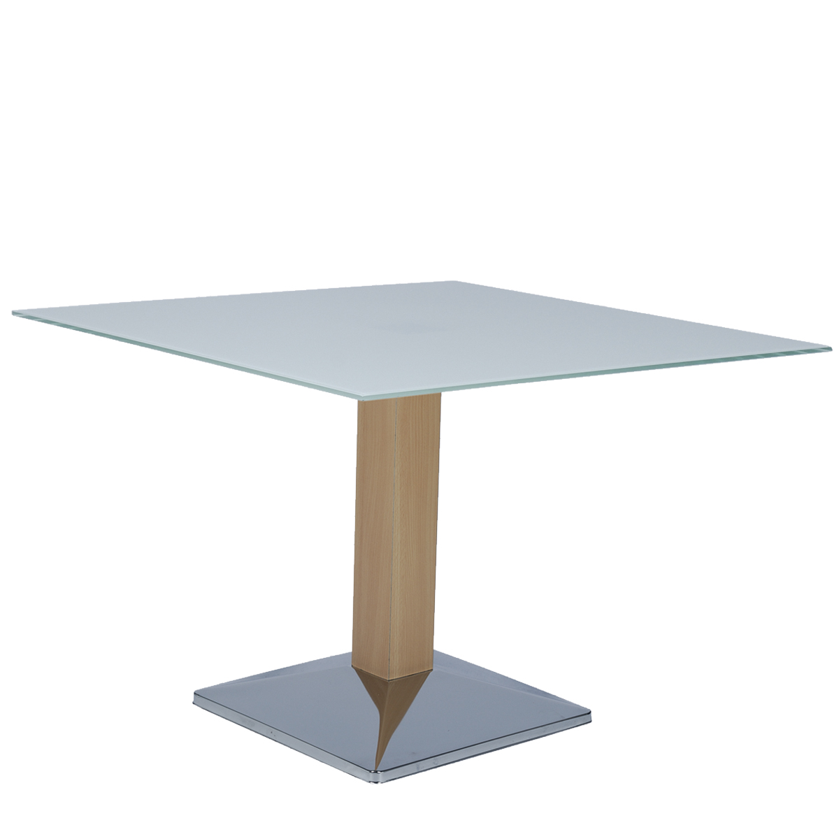 Table Basse Bois Et Verre Table Basse Spot Bois Verre Blanc Opaque Internation Moduling
