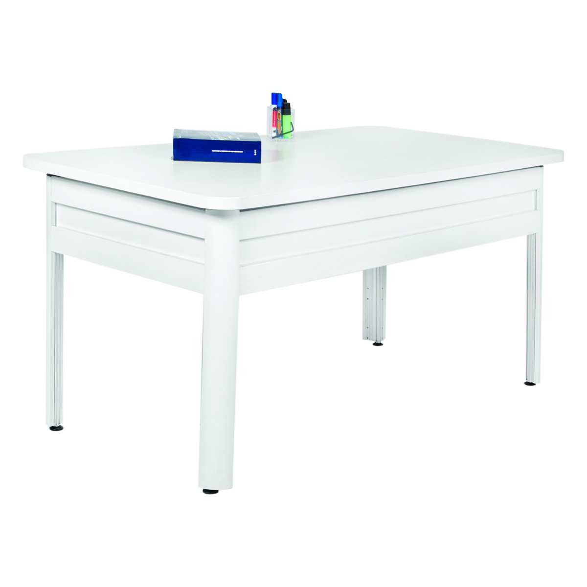 Bureau 150x80 Bureau City Blanc 150x80 Internation Moduling
