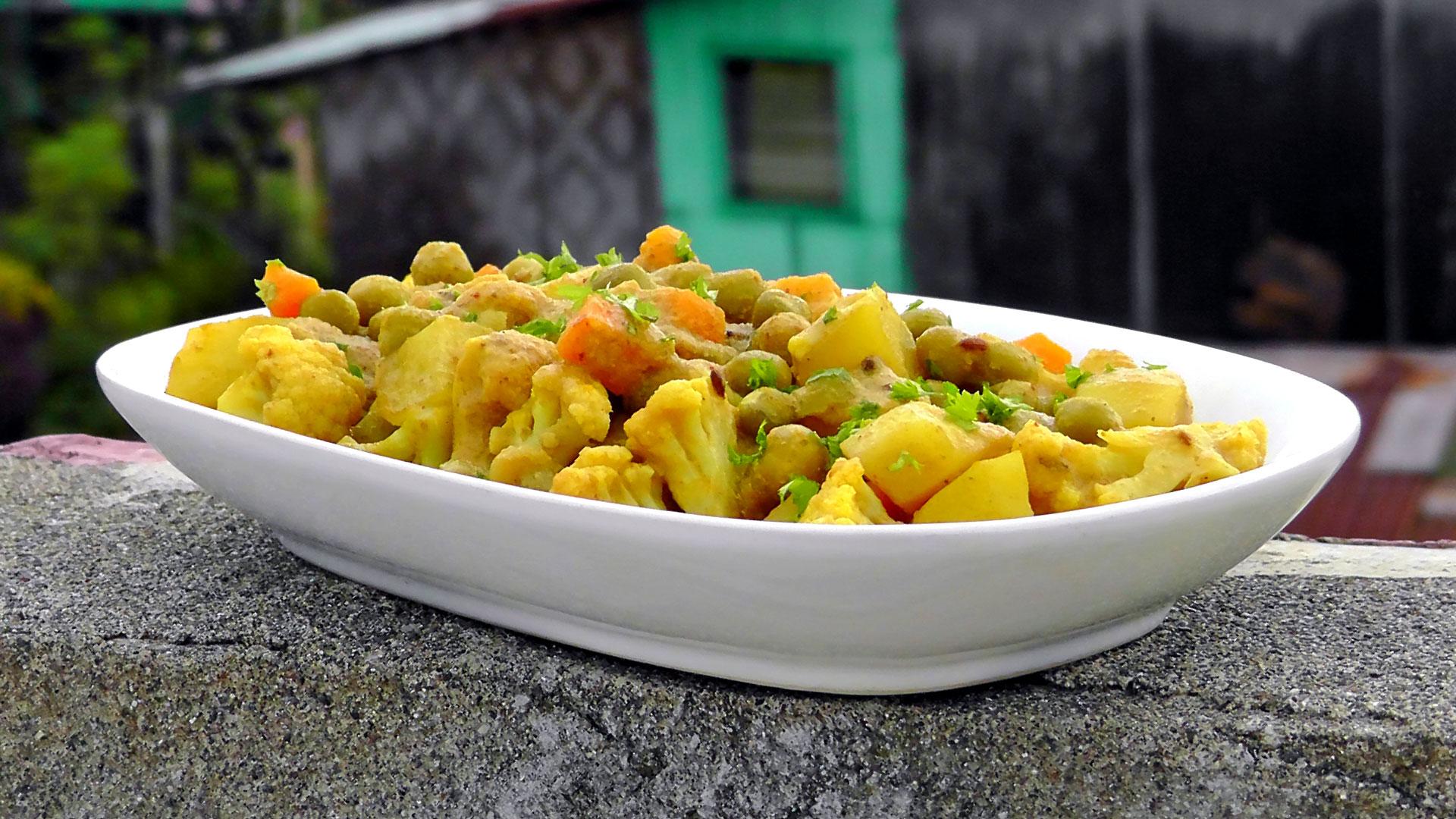 Indische Küche Vegetarisch | Auberginen In Joghurtsauce Einfach ...