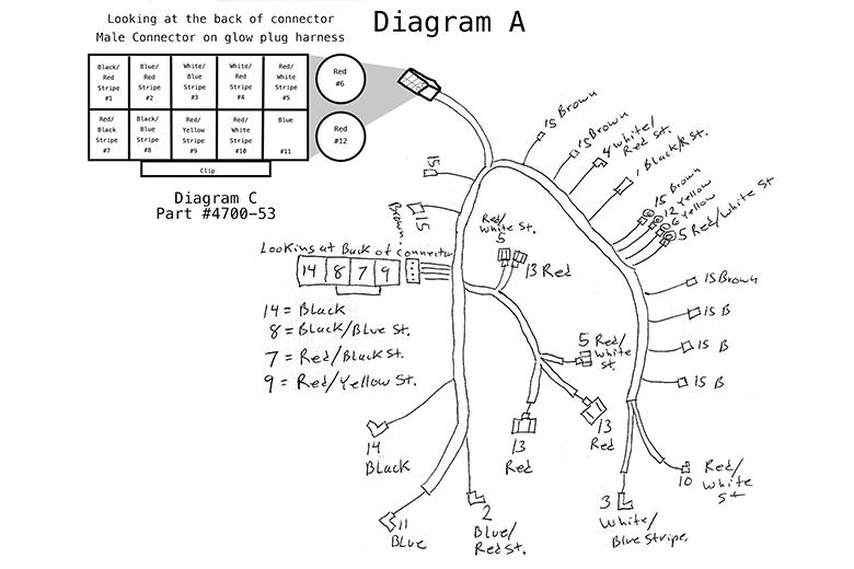 International T444e Wiring Diagram On International Dt466 Sensor