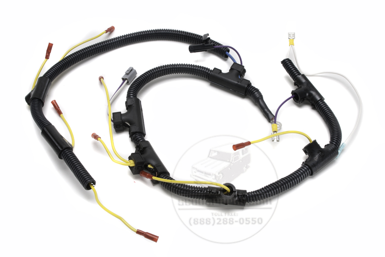 ford glow plug relay wiring harness