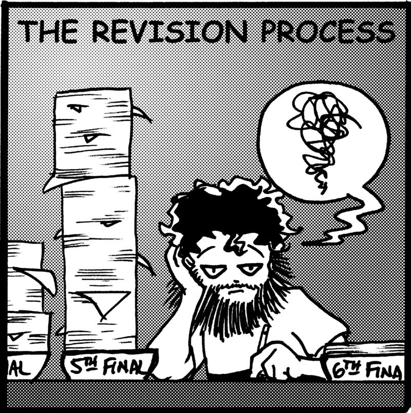 Revision in essays