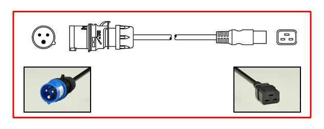 IEC 60320 C-20 INLET, SNAP-IN PANEL MOUNT,IEC320 IEC 320 C20 40 x