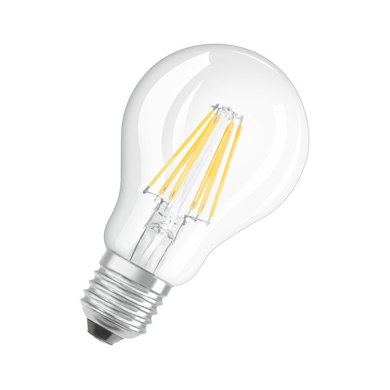 Osram Led E14 Dimmable Clear Gls With Led Filament 240v 7w E27