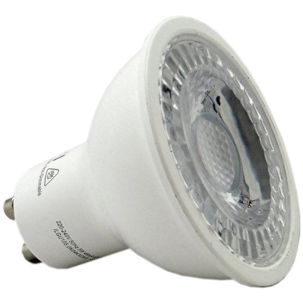 Led Gu10 5w Gu10 5w 50w 2700k 380lm Spotlight Led Bulb