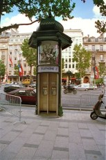 French-Tel-Booth