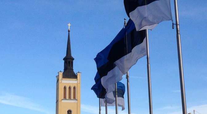 How Estonia's churches became museums