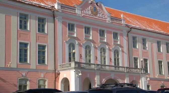 Estonian politics enters uncertain era