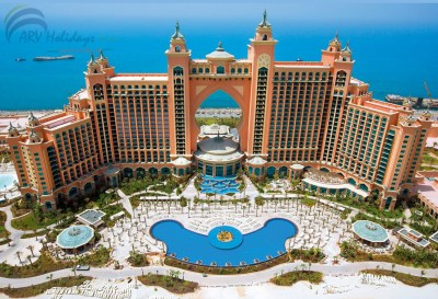 Enjoy Dubai: the City of Heights – International Tour Packages