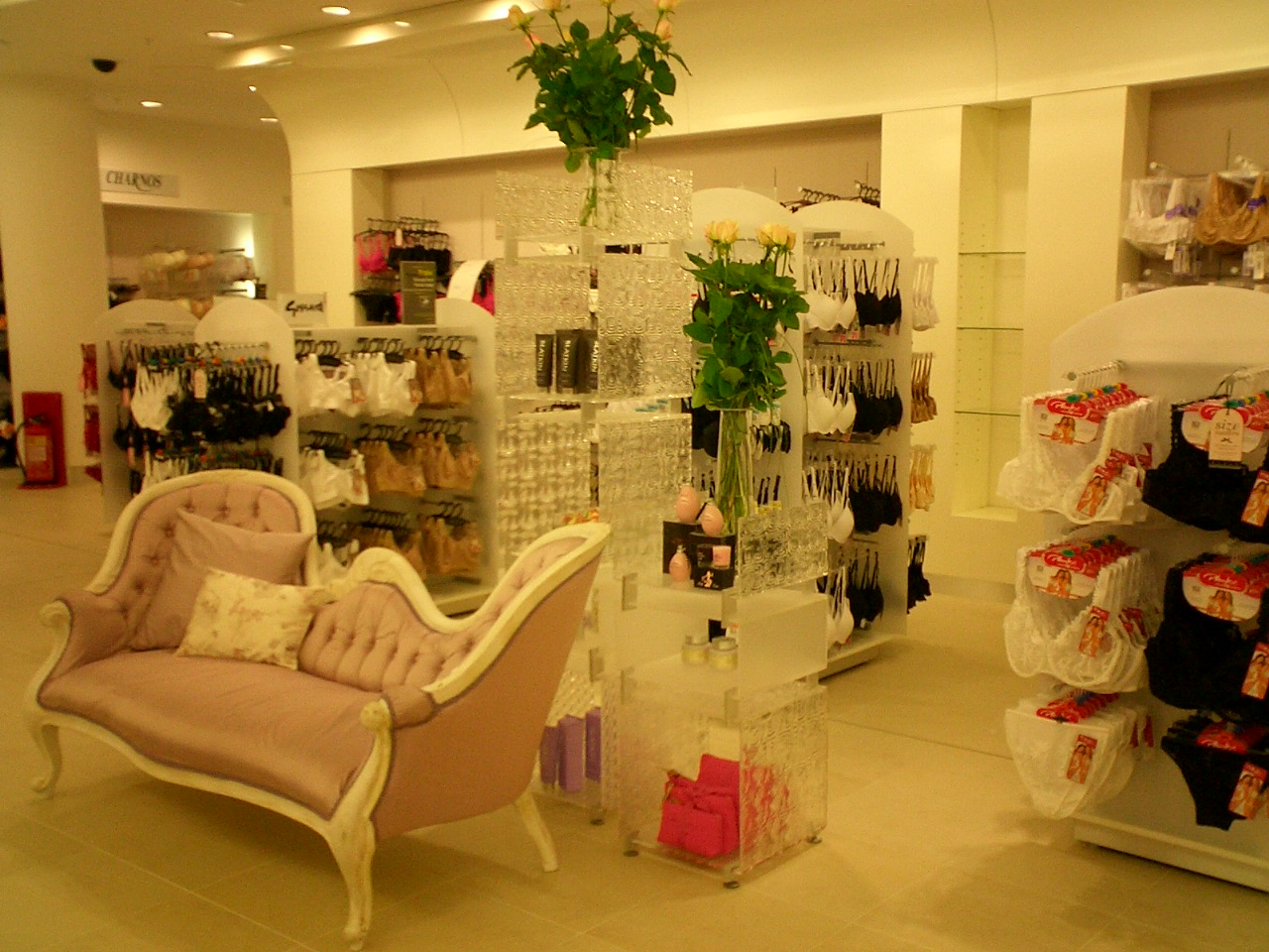 Business Plan Boutique Decoration Lingerie Store Ideas And Inspiration International Visual