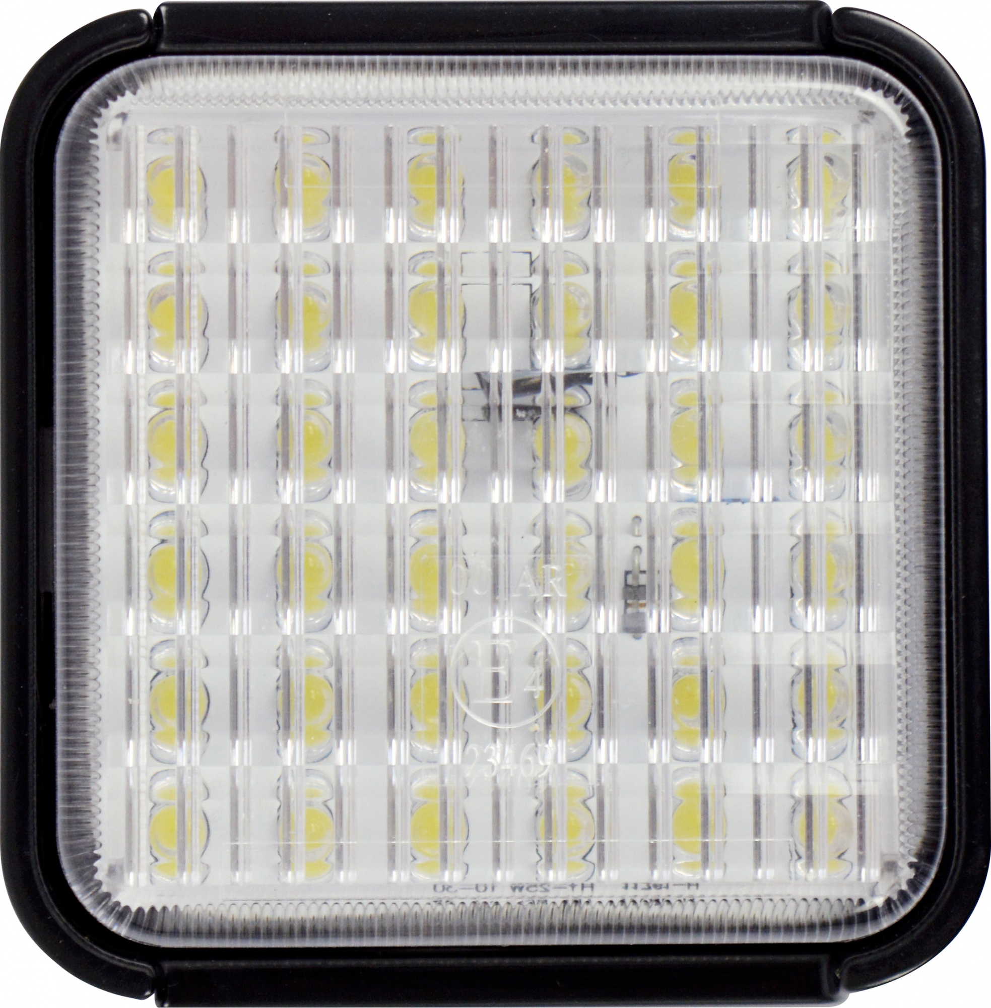 Led Lampen 12v Reversing Light 12 Volt Led 95 X 95 Mm White