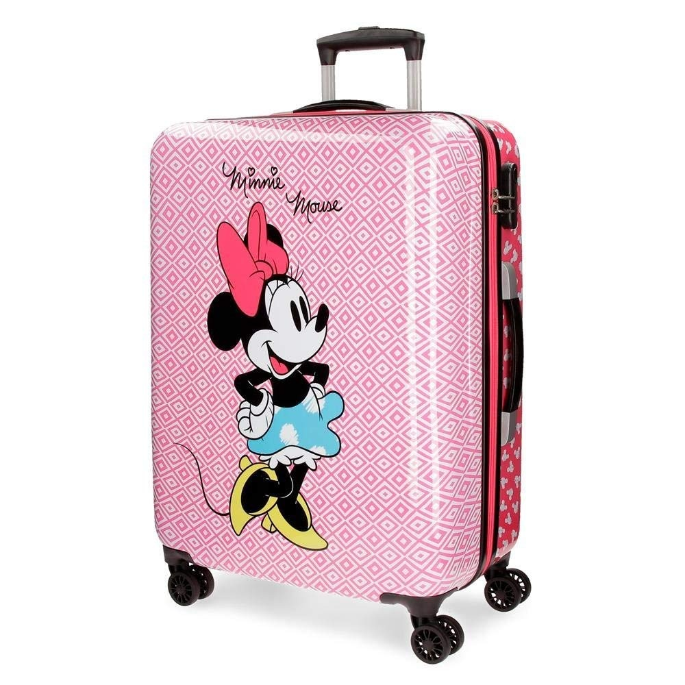 Minnie Mouse Kinderküche Disney Trolley Minnie Mouse 70 Liter Mädchen Rosa Internet Toys