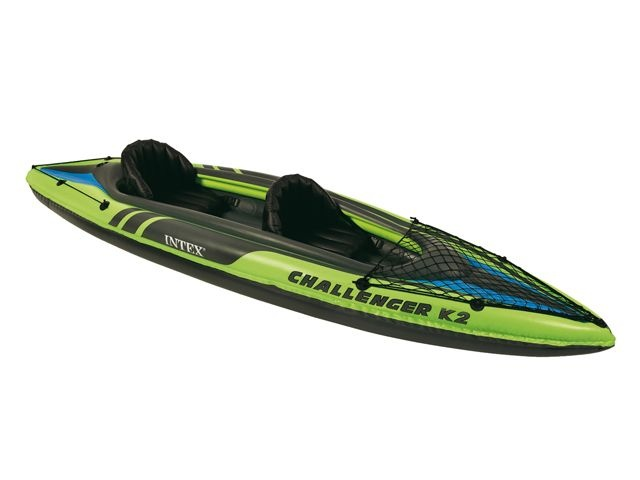 Intex Reparatieset Intex Challenger K2 Kayak Opblaasboot 2 Persoons Intex