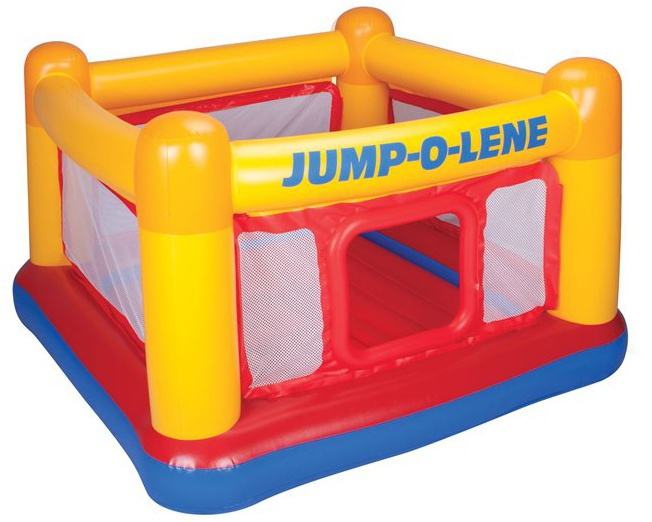 Intex Reparatieset Jumpolene Castle Bouncer Springkussen Intex Aanbieding