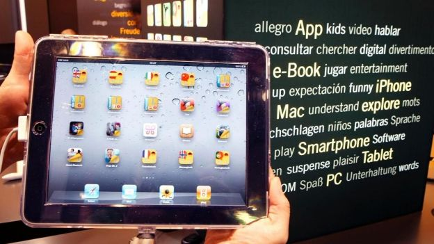 Generación X hispana, líder en el uso de Tabletas