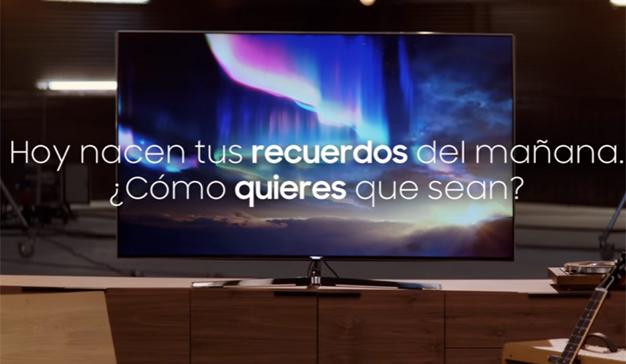 """Vídeo: """"El poder de la televisión"""", por Samsung"""
