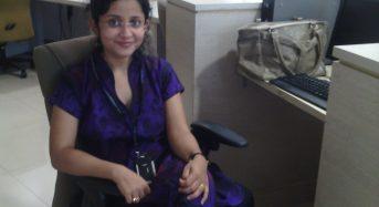 Internship Experience | Ayanthi Ghosh | Tata Consultancy Services | Research internship