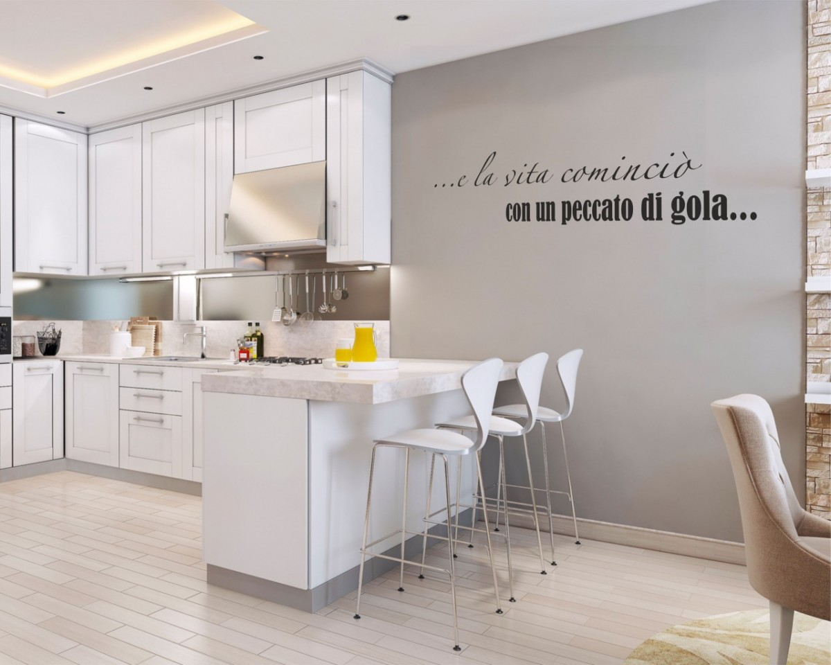 L Amore Infedele Scena Bagno Interni And Decori Adesivi Murali Wall Stickers E Quadri