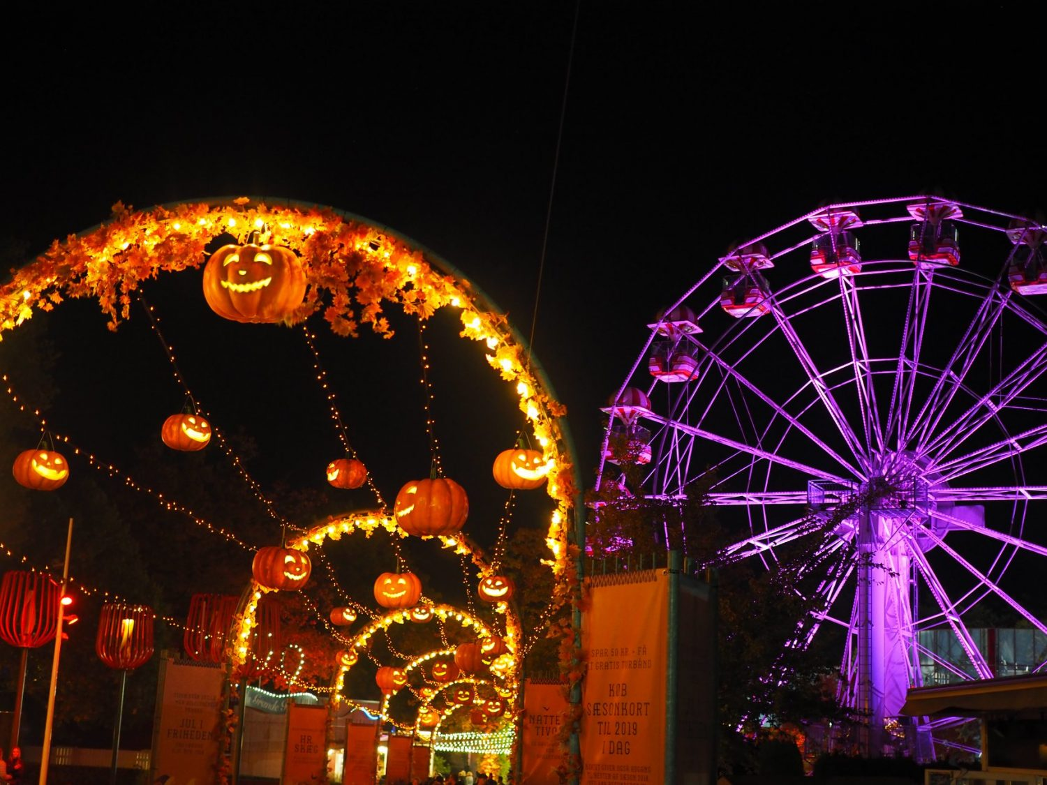 Tivoli Amusement Park Netherlands Tivoli Friheden Enjoys Huge Halloween Surge Interpark