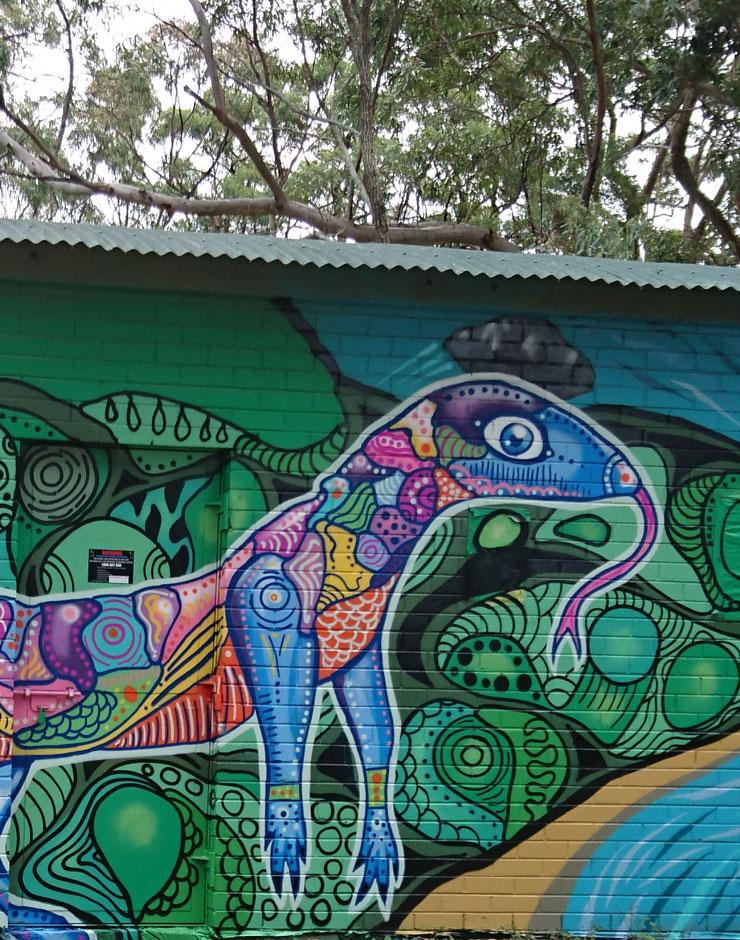 Korora Lookout Interpretive Visitor Experience