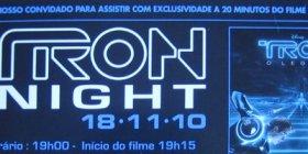 tron night