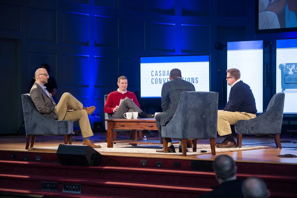 """""""The Public Square Is a Battleground of Gods."""" A Conversation on Faith and Politics"""