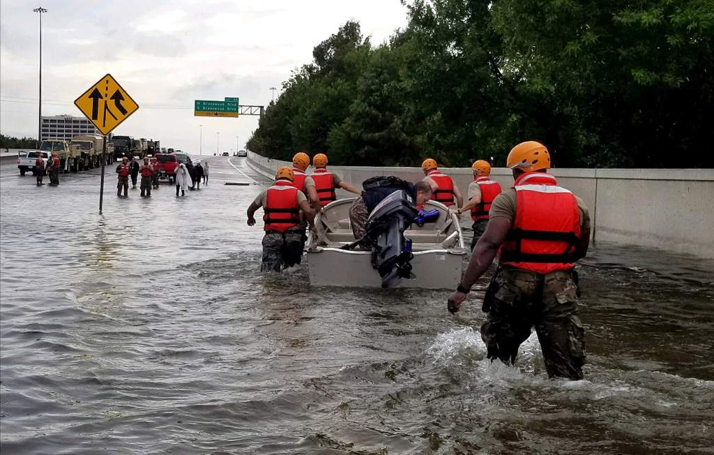 After Harvey, 5 Ways You Can #PrayforHouston