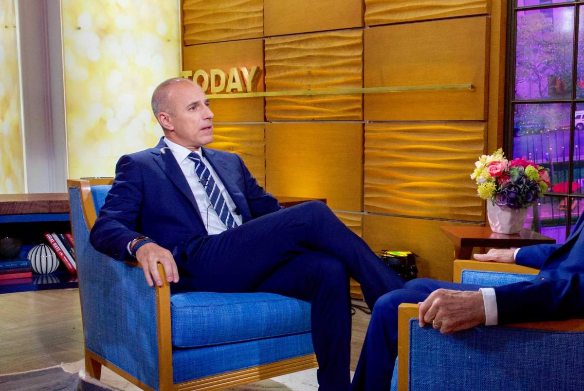 Disown, Defend or Neither? Matt Lauer and Talking about Sin