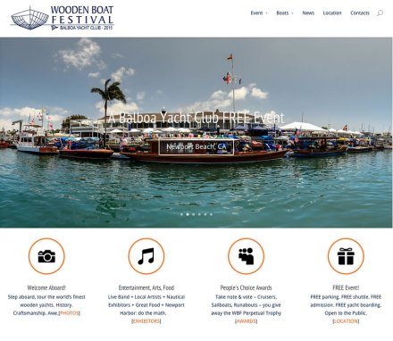 BYC Wooden Boat Festival