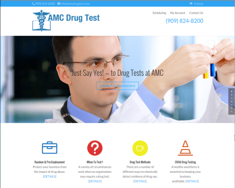 AMC Drug Test