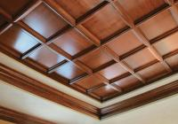 Faux Wood Ceiling Tiles - InterSource Specialties Co.